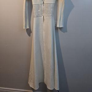 White costume dress jacket